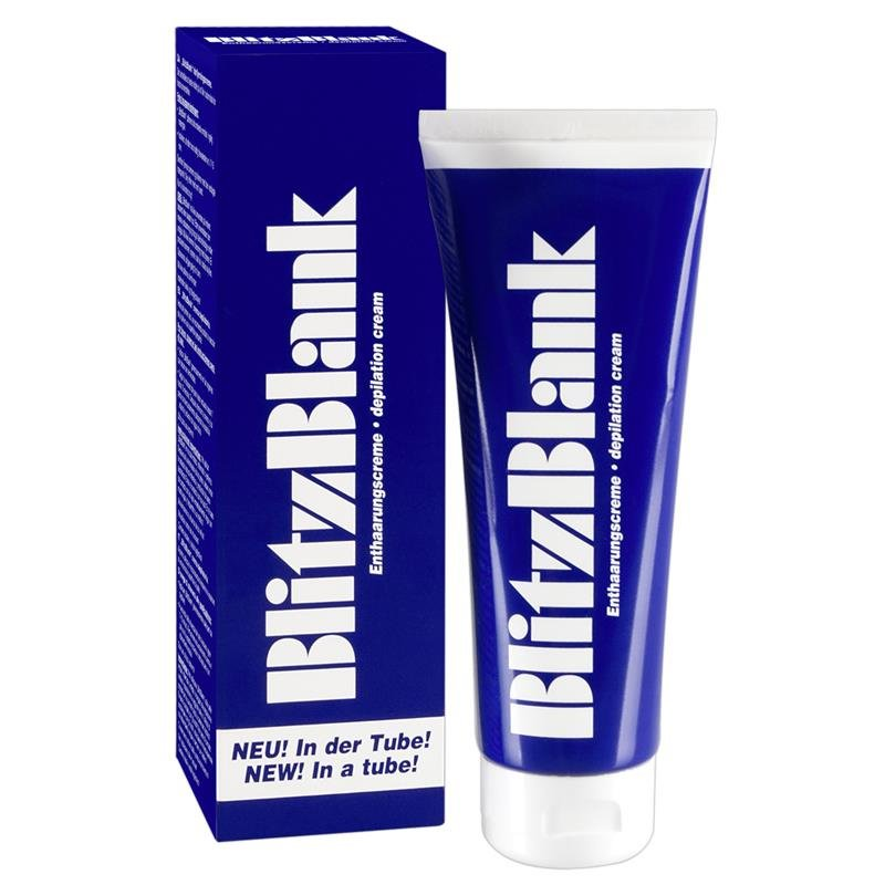 Image of BlitzBlank Enthaarungscreme 125 ml