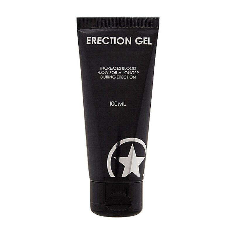 Image of Erection Gel - 100ml